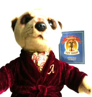 what is trust image of meercat toy
