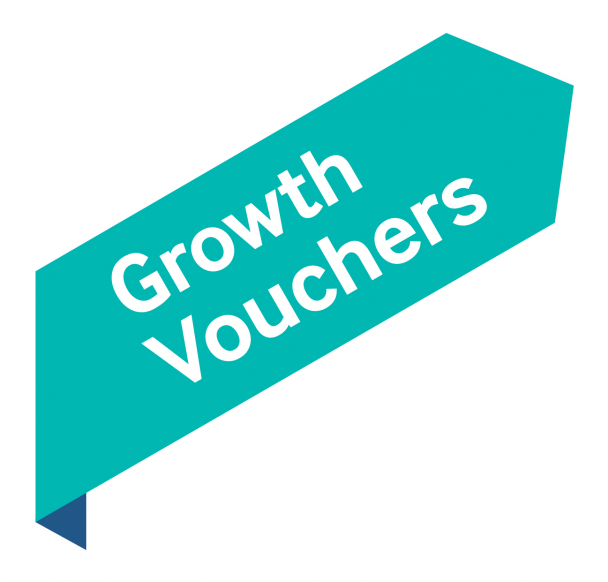 growth vouchers scheme logo