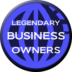 Legendary Business Owners Logo