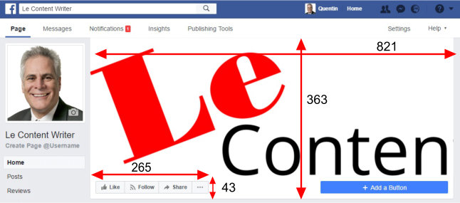 Facebook Cover Photo And Group Header Image Sizes