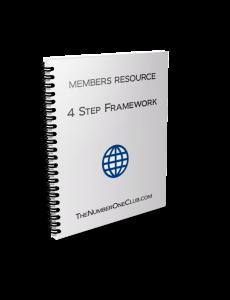 No 1 Club 4 Step Framework