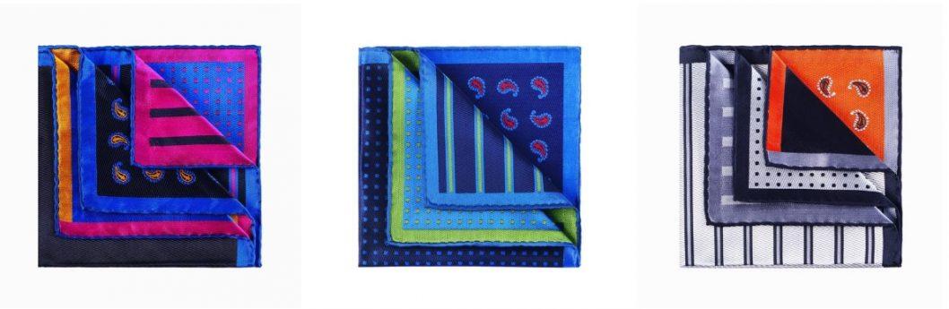 YHIM Pocket Squares